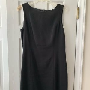 Sarah Spencer sleeveless cotton dress